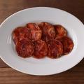 料理メニュー写真イベリコ チョリソースライス