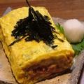 料理メニュー写真厚焼卵