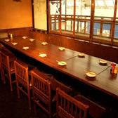 テーブル席:11~12名様