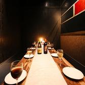 全席掘りごたつ席でご用意しておりますので、足元楽々♪駅近、宴会に◎のくつろぎ空間で本格料理をお愉しみください。