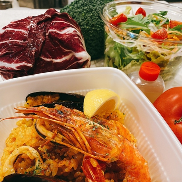 スペイン食堂 フェスタマリオのおすすめ料理1
