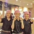 高田馬場にて元気な接客でお待ちしております!!