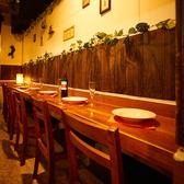 隠れ家個室居酒屋 まつり 天神店の雰囲気2