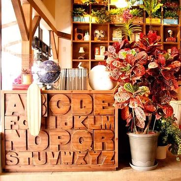 ハナオカフェ HANAO CAFE 酒々井プレミアムアウトレット店の雰囲気1