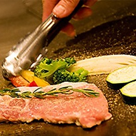 その時々の旬の食材を最大限に引き立てる調理法☆