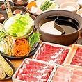 大人数でのご宴会も当店にお任せください!お食事の好き嫌いが分かれてしまっても、温野菜のしゃぶしゃぶ食べ放題なら全60品以上が食べ放題なので、それぞれお好きなものをお選びいただきながら、ご宴会をお楽しみ頂くことが可能です♪