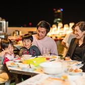 ホテルオークラ新潟 The Rooftop Beer Terrace 2018の雰囲気2