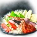 料理メニュー写真海鮮塩ちゃんこ鍋(一人前)