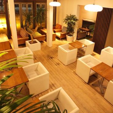 カフェ バンヤンツリー CAFE banyantreeの雰囲気1