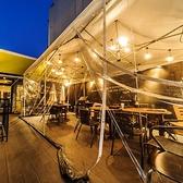 LAYER`S ビアガーデン BBQテラス 丸の内 本店の雰囲気2