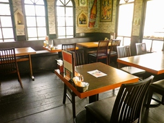 インド料理 リトルインディア 姫路の雰囲気1