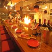 的場町ワイン酒場Dokkaの雰囲気2