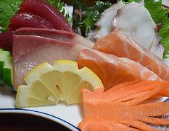 1人前(Sashimi combo)Small plate