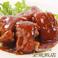 料理メニュー写真豚足の醤油煮込み