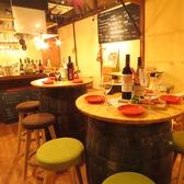 的場町ワイン酒場Dokkaの雰囲気3