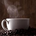 オリジナルブレンドのコーヒー♪