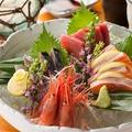 料理メニュー写真刺身盛り7種(2名盛り)