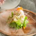 料理メニュー写真SAKANAKANAポテトサラダ~コールドスモーク仕立て~