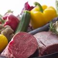 料理メニュー写真牛フィレ肉の溶岩ステーキ