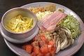 料理メニュー写真【もんじゃ焼】 TOMATOチーズもんじゃ