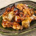 料理メニュー写真地鶏炭火 たれ焼