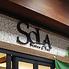 SOLA ソーラのロゴ
