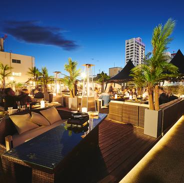 The Resort Summer Korean Fes 2021 ザ リゾート サマー コリアン フェスの雰囲気1