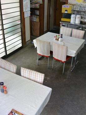 はやぶさ食堂の雰囲気1