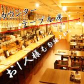 串かつ 風土. 札幌大通り店の雰囲気3