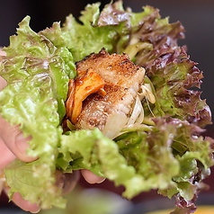 韓国料理 ぜんの豚のおすすめ料理1