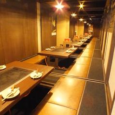 花たぬき 京都駅西店の雰囲気1