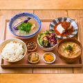 料理メニュー写真【BALANCE】週替り定食(トータルバランス)