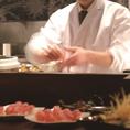 【オプションサービス】寿司パフォーマンス