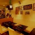 本場のタイ料理をタイの雰囲気漂う店内で♪一度食べればやみつきになるお料理ばかりです☆