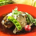 料理メニュー写真瀬戸内の鯛 山椒風味の荒焚き