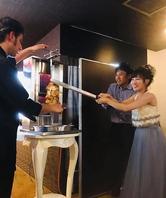 二次会、貸切パーティー、牧師付きミニ結婚式も可能◎