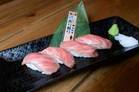 黒毛和牛の炙り寿司が美味しくてハマる!!