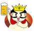 王様 はりまやのロゴ