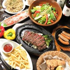 アサヒビアレストラン 肉バル ENZO 福島店の写真
