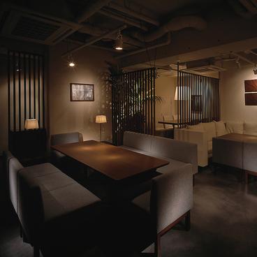 鉄板焼 バンブーグラッシィ 恵比寿店の雰囲気1