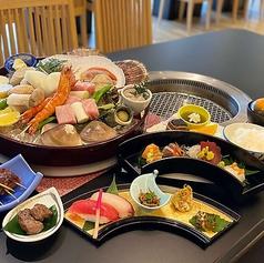 浜名湖かんざんじ温泉 サゴーロイヤルホテル 浜名湖ダイニング 空海のおすすめ料理1