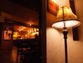雰囲気ばっちり◎な個室のランプ♪個室はカップルシートも新設しました!