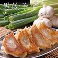 料理メニュー写真男餃子 5個