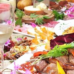 洋食&ぶどう酒のお店 ぼじょのコース写真