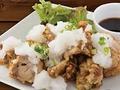料理メニュー写真★若鶏のから揚げ