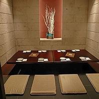 仙台居酒屋で大人数宴会も可能です!最大34名様までOK♪