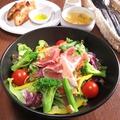 料理メニュー写真◆具だくさんサラダ◆