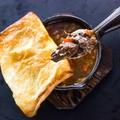 料理メニュー写真牛スジのローマ風チーズ煮込み