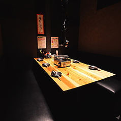 さまざまなシーンでご利用いただけるテーブル席♪