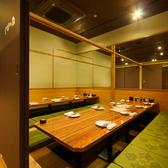 会社宴会に使いやすい20~30名様個室!人数に合わせてフレキシブルに対応いたします!